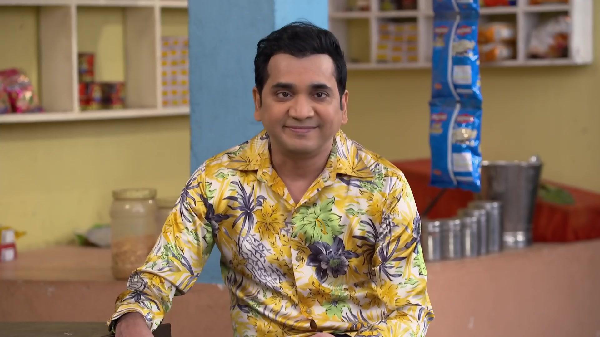 Saanand Verma - Celebrity Style in Bhabi Ji Ghar Par Hai, Episode 1460,  2021 from Episode 1460.   Charmboard