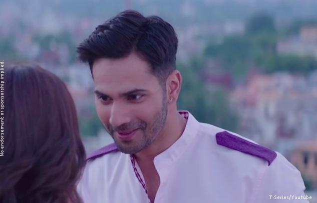 Varun Dhawan Silver Watch Matching With Look From Humsafar