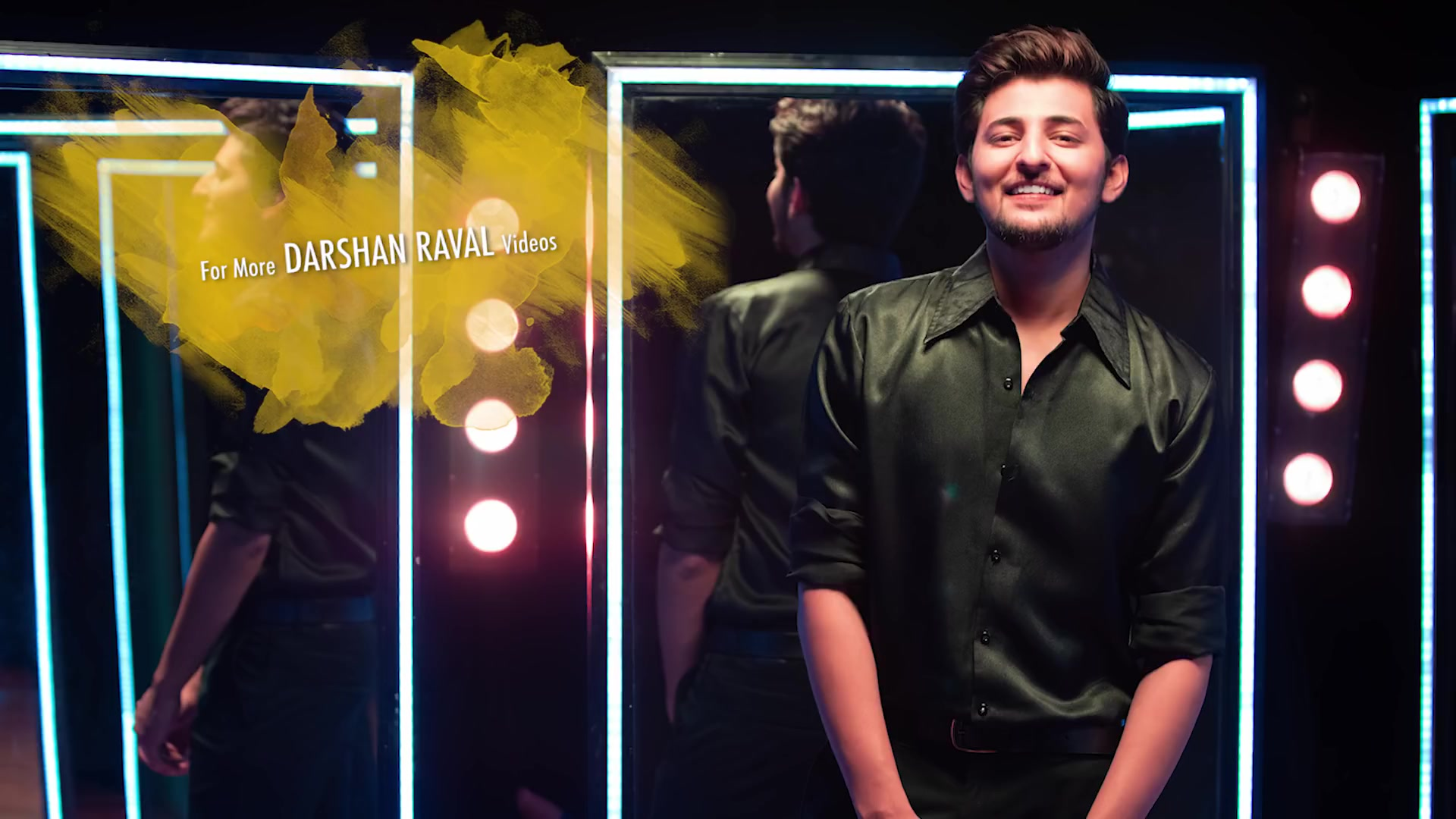 Darshan Raval Olive Shirt Trouser Look Do Din Style Inspiration