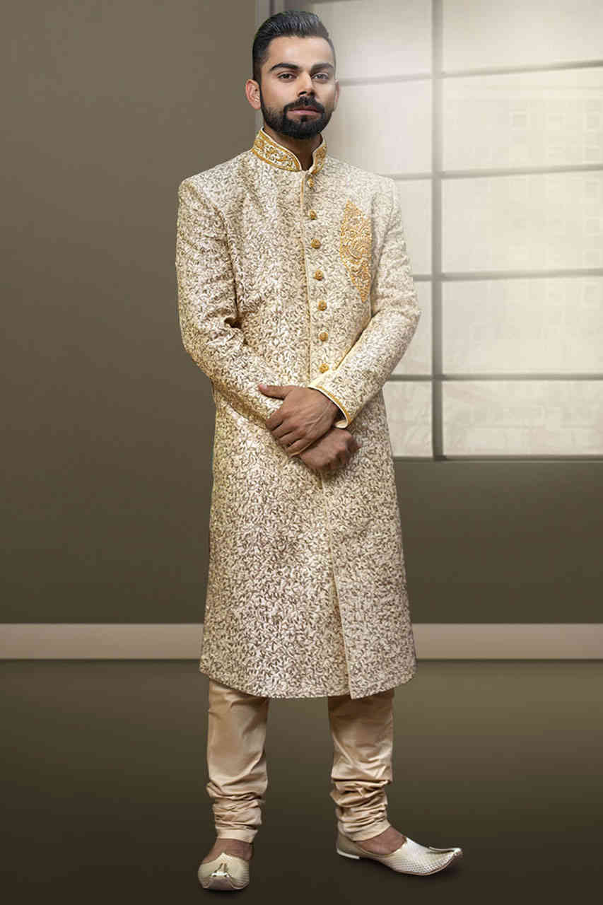 Mens Sherwani Set SH17